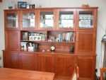 Custom Wall Unit in Southern Myrtle