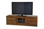 EU 158 - Tasmanian Blackwood - 1700(w) x 510(h) x 470(d) - featuring soft close drawers and a push to open door