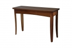Trek Hall Table - Tasmanian Blackwood - 1200w x 760h x 430d with one drawers.