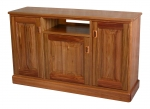 EU 72 - All our Entertainment Units can be customized in size to suit your individual room. They can be made with a variety of solid timbers including Tasmanian Blackwood, Blue Gum, Tasmanian Oak, Jarrah, Blackbutt and many more. Give us a call with your requirements for an obligation free quote.