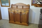 Macquarie Sideboard with chiffonier top