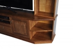 EU 129 - All our Entertainment Units can be customized in size to suit your individual room. They can be made with a variety of solid timbers including Tasmanian Blackwood, Blue Gum, Tasmanian Oak, Jarrah, Blackbutt and many more. Give us a call with your requirements for an obligation free quote.