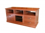 EU73 - All our Entertainment Units can be customized in size to suit your individual room. They can be made with a variety of solid timbers including Tasmanian Blackwood, Blue Gum, Tasmanian Oak, Jarrah, Blackbutt and many more. Give us a call with your requirements for an obligation free quote.